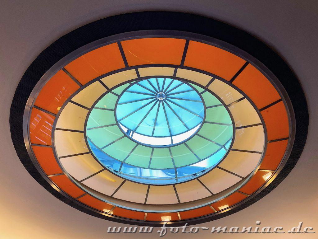 Hamburgs schöne Spiralen im Sprinkenhof