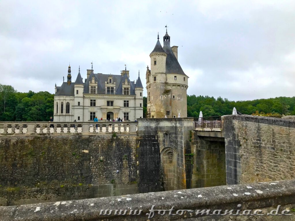 Chateau Chenonceau mit Bergfried