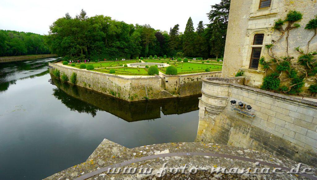 Der Garten von Caterina de Medici