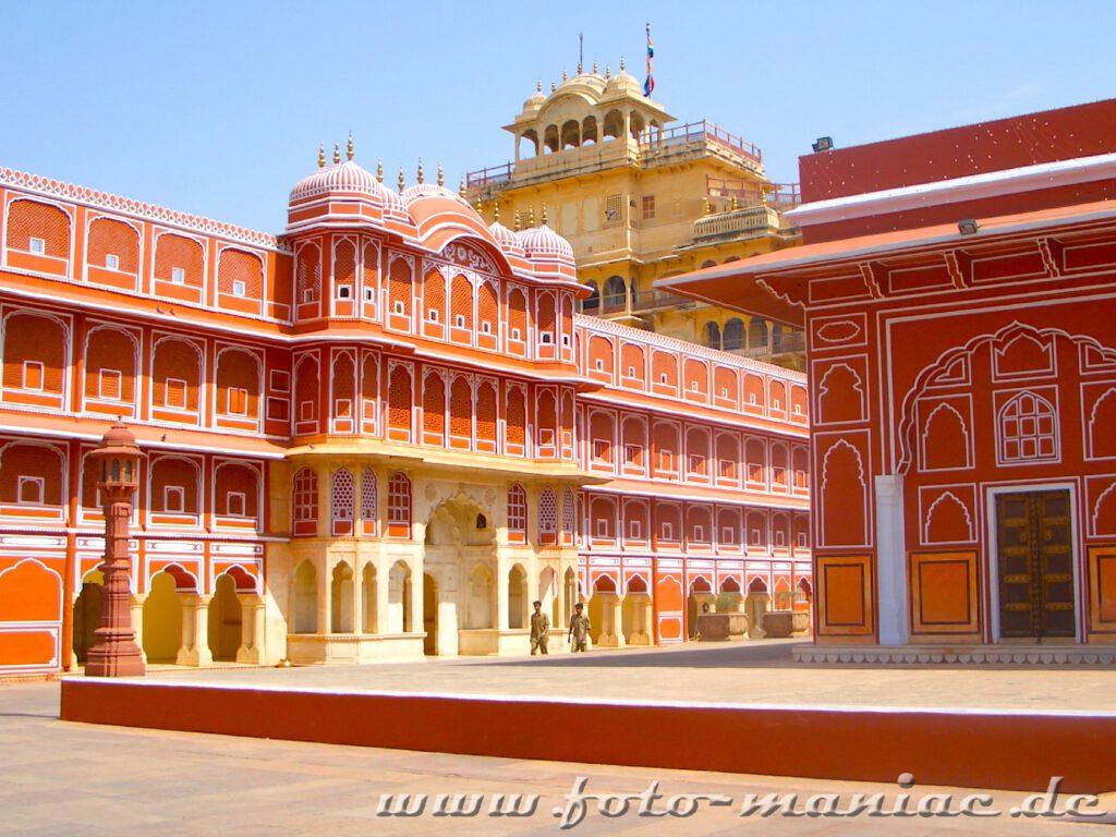 Stadtpalast von Jaipur