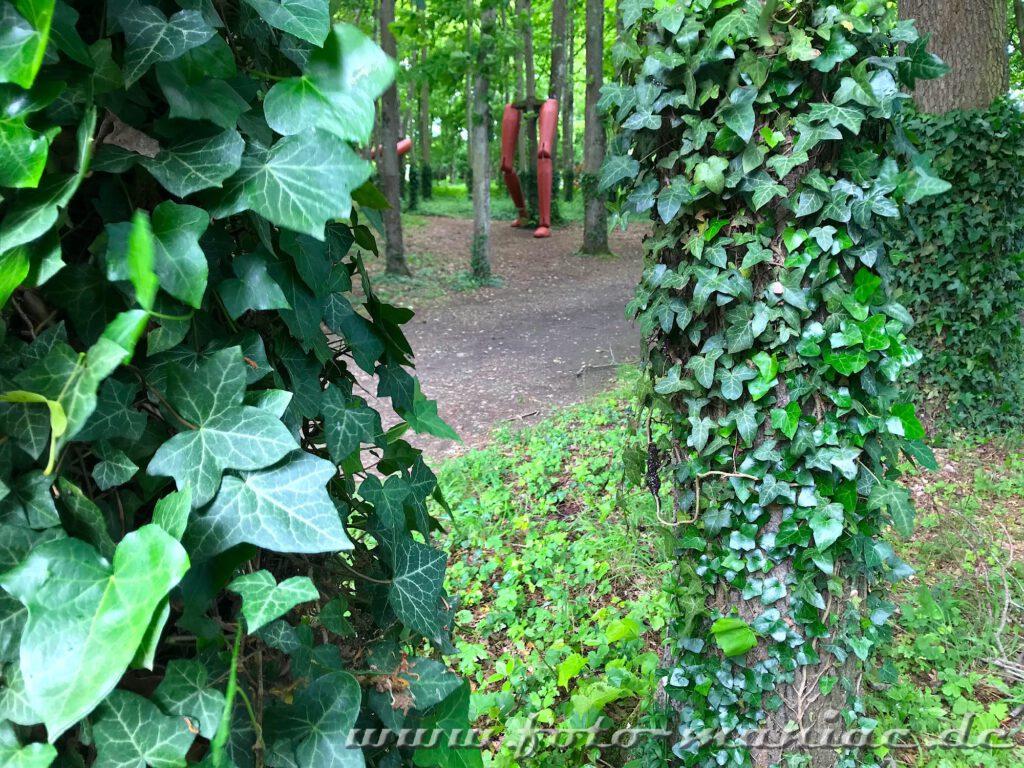 Im rennenden Wald des märchenhaften Chateau Rivau