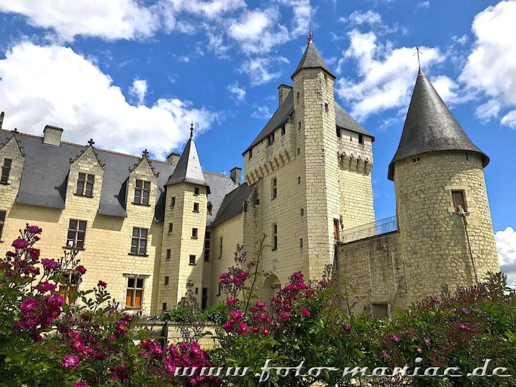 Das Märchenhafte Chateau Rivau mit dem Rapunzelturm