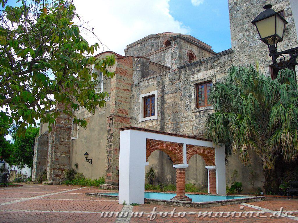 Koloniale Bauten in Sant Domingo