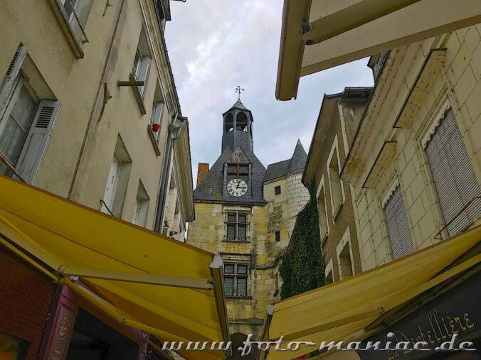Gasse in Amboise