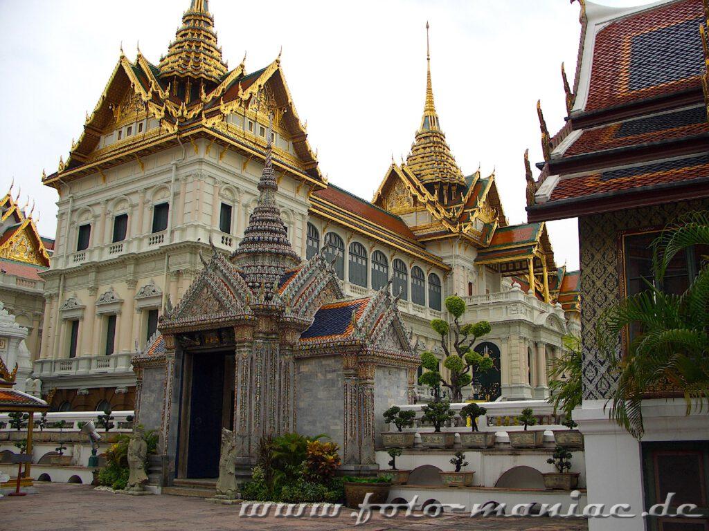 Der Große Palast in Bangkok