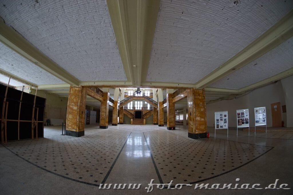 Foyer des Stöcker-Kaufhauses